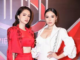 'Song hậu' Hương Giang - Kỳ Duyên bất ngờ trở thành huấn luyện viên Siêu mẫu Việt Nam 2018