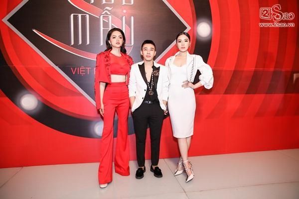Song hậu Hương Giang - Kỳ Duyên bất ngờ trở thành huấn luyện viên Siêu mẫu Việt Nam 2018-10