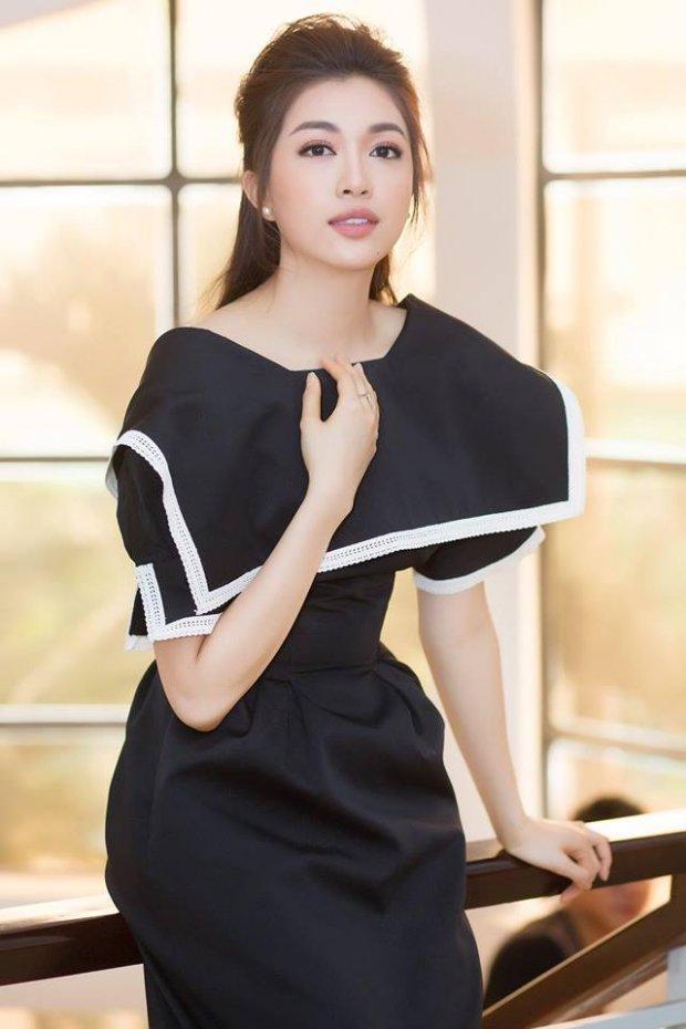 Đụng độ chiếc váy cổ thủy thủ lộn ngược, Hương Giang và Lệ Hằng đẹp bất phân thắng bại - ảnh 4