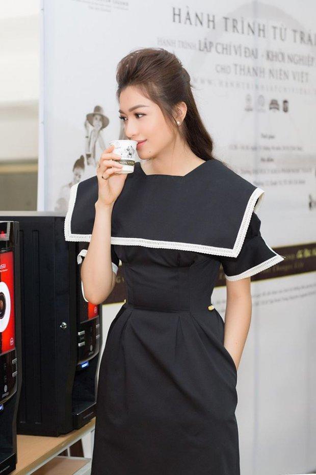 Đụng độ chiếc váy cổ thủy thủ lộn ngược, Hương Giang và Lệ Hằng đẹp bất phân thắng bại - ảnh 5