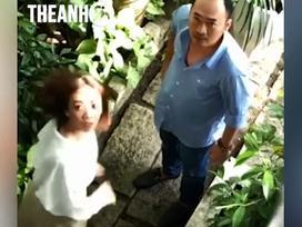 Dân mạng 'sốt rét' với clip vợ chồng Thu Trang - Tiến Luật nổ tung tranh cãi ngay sau buổi offline tình tứ