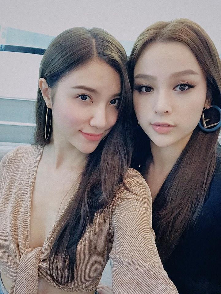 BB Trần mặc váy hai dây ngủ vạ vật ở hậu trường quay phim-4