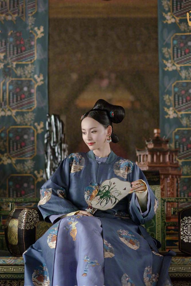 Trương Gia Nghê - từ nữ chính xấu nhất phim Quỳnh Dao đến mỹ nhân đẹp nhất Diên Hi Công Lược-3