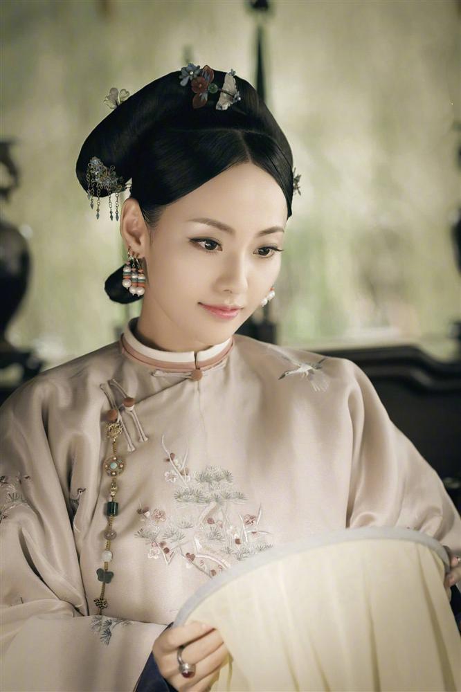 Trương Gia Nghê - từ nữ chính xấu nhất phim Quỳnh Dao đến mỹ nhân đẹp nhất Diên Hi Công Lược-2