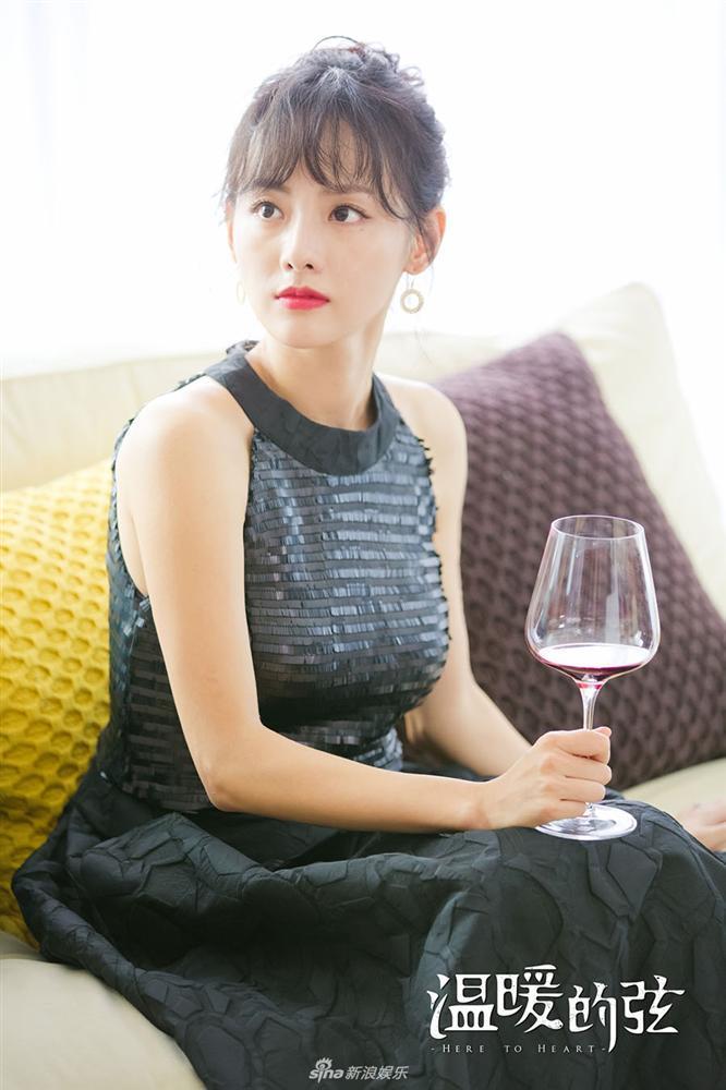 Trương Gia Nghê - từ nữ chính xấu nhất phim Quỳnh Dao đến mỹ nhân đẹp nhất Diên Hi Công Lược-9
