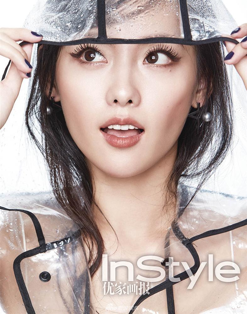 Trương Gia Nghê - từ nữ chính xấu nhất phim Quỳnh Dao đến mỹ nhân đẹp nhất Diên Hi Công Lược-13
