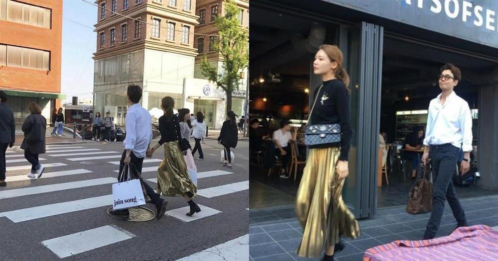 Cư dân mạngxứ Hàn đã bình chọn cặp đôi nghệ sĩ có gu thời trang chấtnhất-1