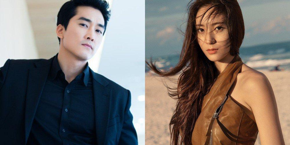 Cư dân mạngxứ Hàn đã bình chọn cặp đôi nghệ sĩ có gu thời trang chấtnhất-7