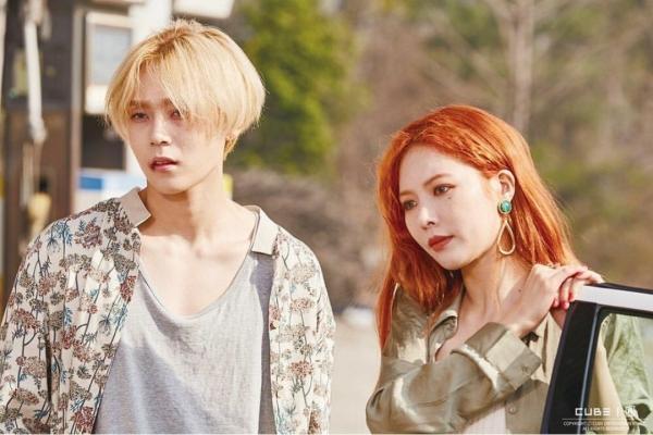Cư dân mạngxứ Hàn đã bình chọn cặp đôi nghệ sĩ có gu thời trang chấtnhất-8