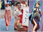 Hàng loạt mỹ nhân lên đồ với áo dài cách tân: Mai Phương và Bích Phương dịu dàng; Ngô Thanh Vân, Quỳnh Chi ma mị-16