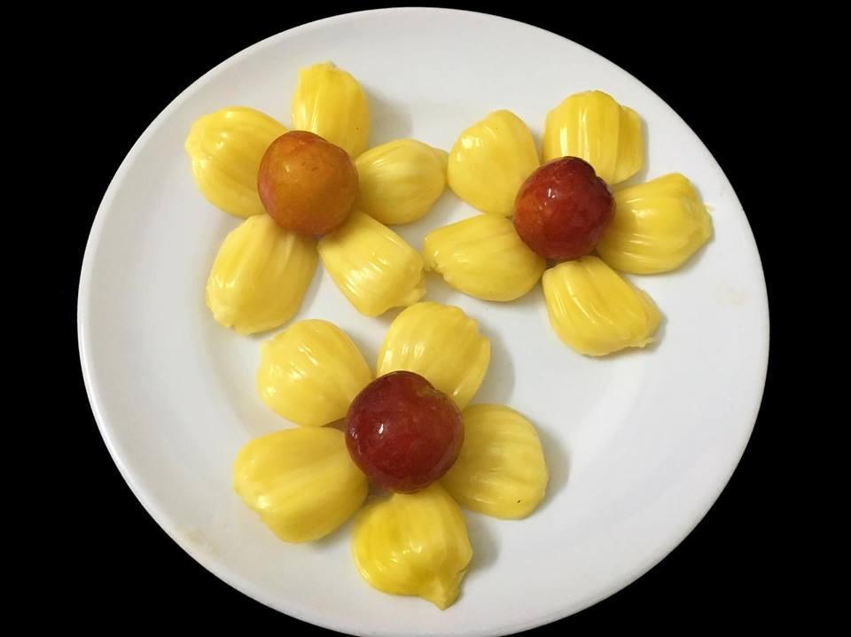 Tham khảo cách xếp hoa quả đơn giản mà đẹp như tranh-4