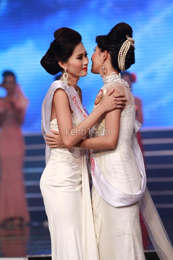 ÍT AI BIẾT: Tân Hoa hậu Đại sứ Du lịch Thế giới Phan Thị Mơ từng bị Đặng Thu Thảo và Diễm Hương hạ đo ván-17