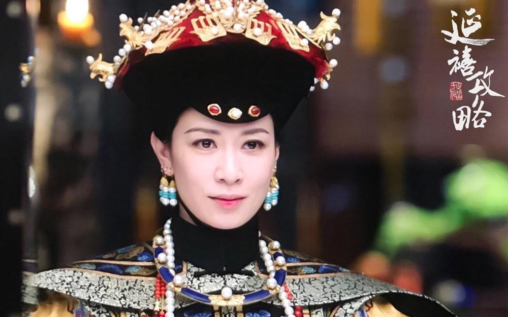 Phạm Băng Băng - Xa Thi Mạn - Châu Tấn: Ai mới là Kế Hoàng Hậu đẹp nhất trên màn ảnh?-5