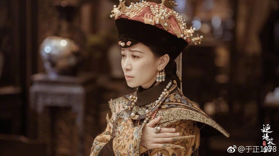 Phạm Băng Băng - Xa Thi Mạn - Châu Tấn: Ai mới là Kế Hoàng Hậu đẹp nhất trên màn ảnh?-6