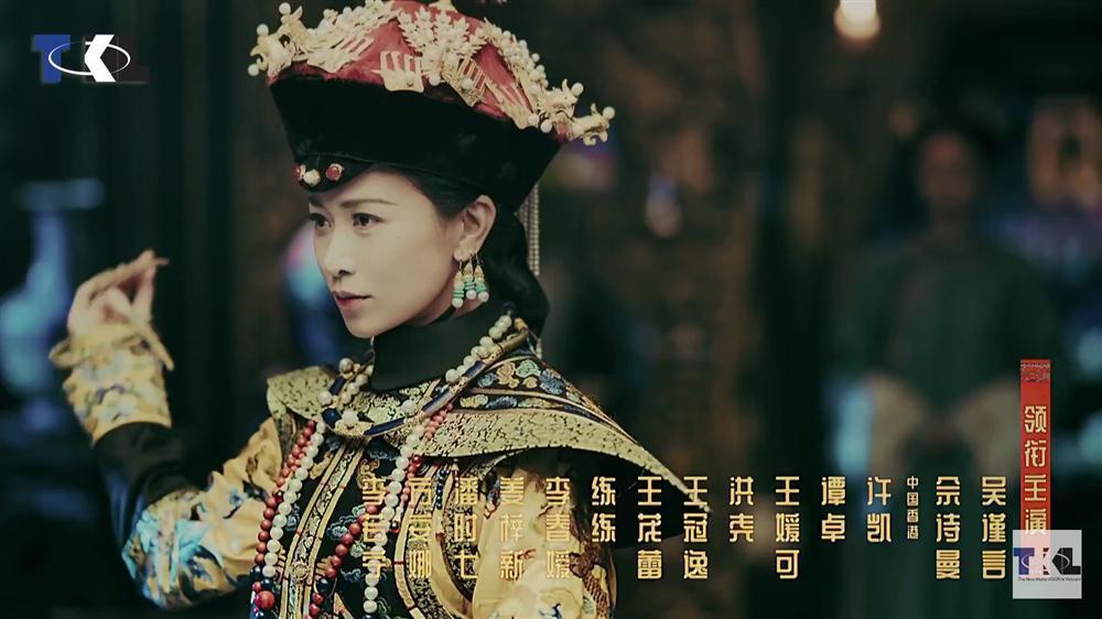Phạm Băng Băng - Xa Thi Mạn - Châu Tấn: Ai mới là Kế Hoàng Hậu đẹp nhất trên màn ảnh?-7