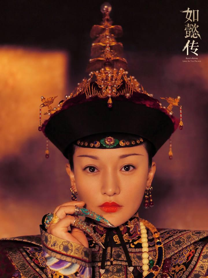 Phạm Băng Băng - Xa Thi Mạn - Châu Tấn: Ai mới là Kế Hoàng Hậu đẹp nhất trên màn ảnh?-8