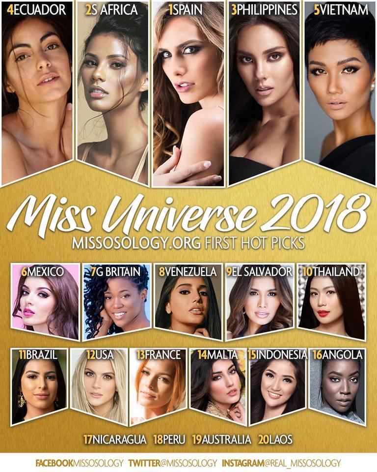 Góc mặt 3/4 đẹp xuất sắc là lợi thế giúp HHen Niê tỏa sáng tại Miss Universe 2018-2