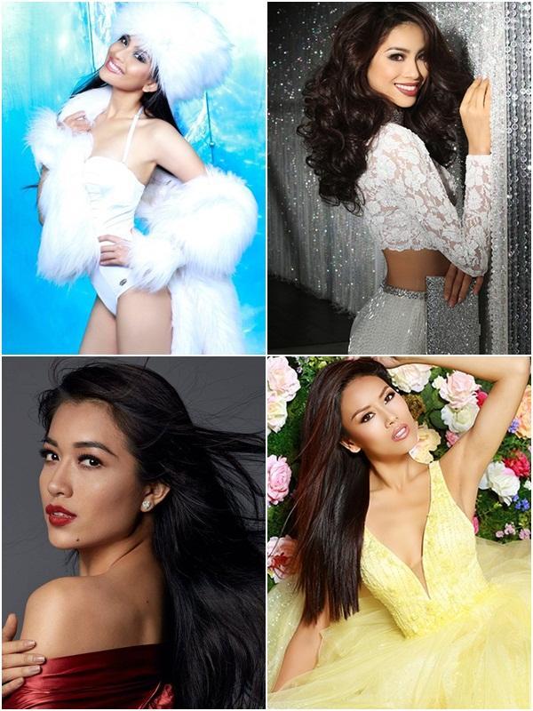 Góc mặt 3/4 đẹp xuất sắc là lợi thế giúp HHen Niê tỏa sáng tại Miss Universe 2018-3