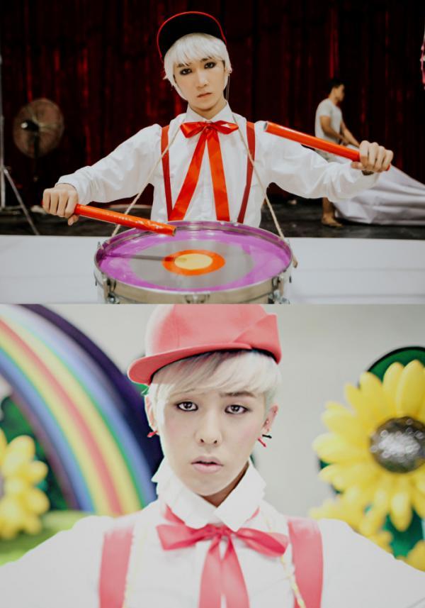 Hết lấy cảm hứng từ G-Dragon, Zero9 còn bắt chước Hòa Minzy và Chi Pu-5