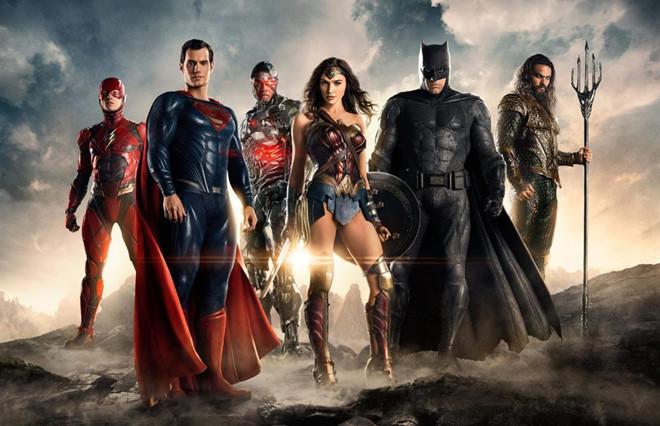 Nhóm Liên minh Công lý không xuất hiện ở 'Aquaman'-1