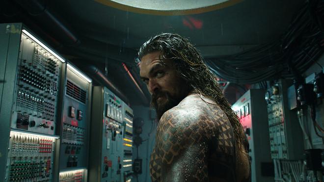 Nhóm Liên minh Công lý không xuất hiện ở 'Aquaman'-2