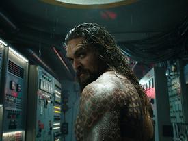 Nhóm Liên minh Công lý không xuất hiện ở 'Aquaman'