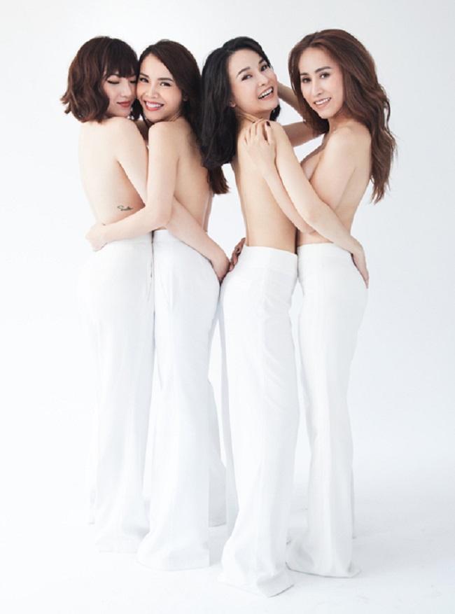 Những lần mặc bán nude nghẹt thở của Elly Trần, thánh nữ Mì Gõ - ảnh 9