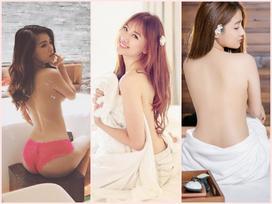 Những lần mặc bán nude nghẹt thở của Elly Trần, 'thánh nữ Mì Gõ'