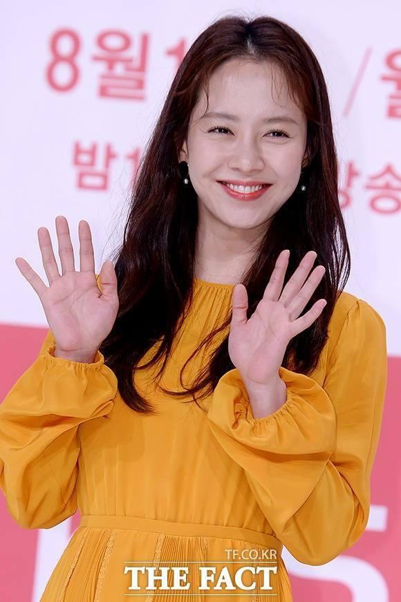 Mợ ngố Song Ji Hyo trẻ trung, đẹp rạng rỡ dù đã U40-1