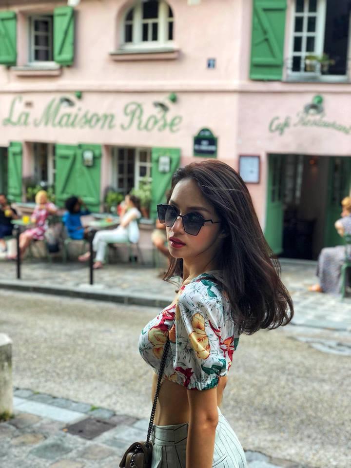 Hoa hậu Hương Giang chuộng đồ khoe eo 56cm có đẹp bằng Ngọc Trinh? - ảnh 8