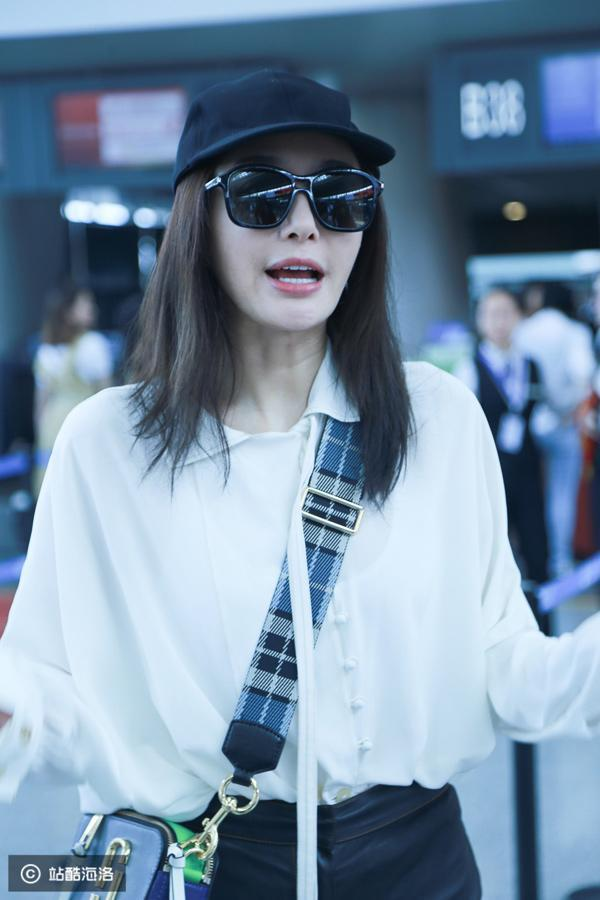 Vỡ mộng với nhan sắc thật sự không photoshop của Phú Sát hoàng hậu Tần Lam-1