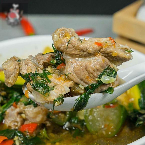 Cách nấu canh thịt heo bí ngô thơm ngon và giàu dinh dưỡng, chất hơn ăn tiệm-2