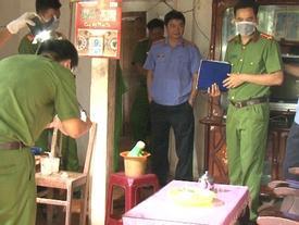 Hiện trường kinh hoàng vụ con nghi giết cha mẹ dã man ở Vĩnh Long