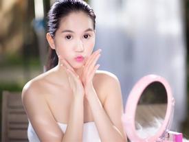 Ngọc Trinh bật mí tips make-up hoàn hảo từ A-Z trong 5 phút