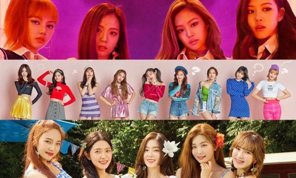 BXH giá trị thương hiệu girlgroup tháng 8: Red Velvet vẫn không thể đánh bại Black Pink và TWICE-1