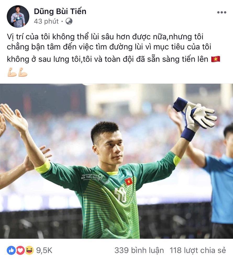 Dàn cầu thủ U23 VN đồng loạt đăng ảnh trước khi tham dự ASIAD 2018-1