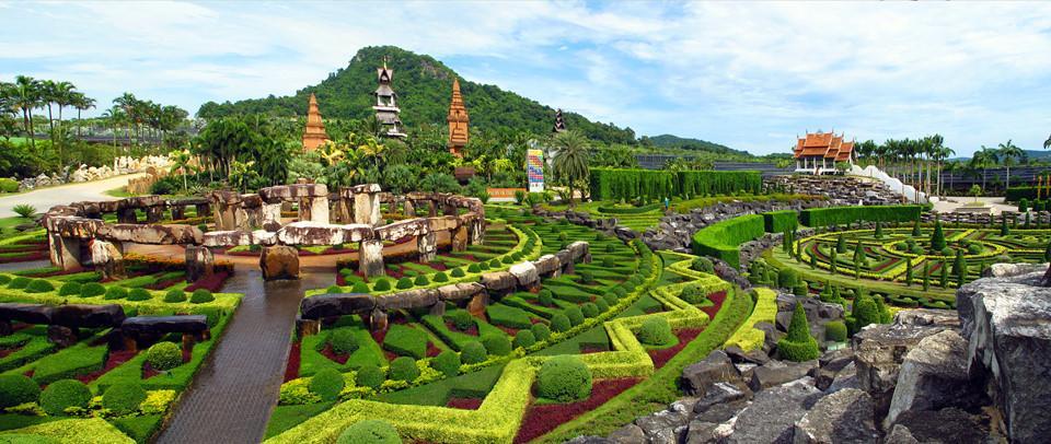 Những khu vườn bách thảo tuyệt đẹp nổi tiếng thế giới-8