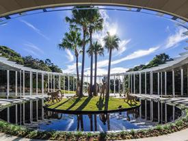 Những khu vườn bách thảo tuyệt đẹp nổi tiếng thế giới
