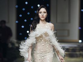 Trước khi cầm trịch ở Siêu Mẫu Việt Nam, Kỳ Duyên đã khiến dân tình 'ngả mũ' với danh xưng 'Nữ hoàng vedette'