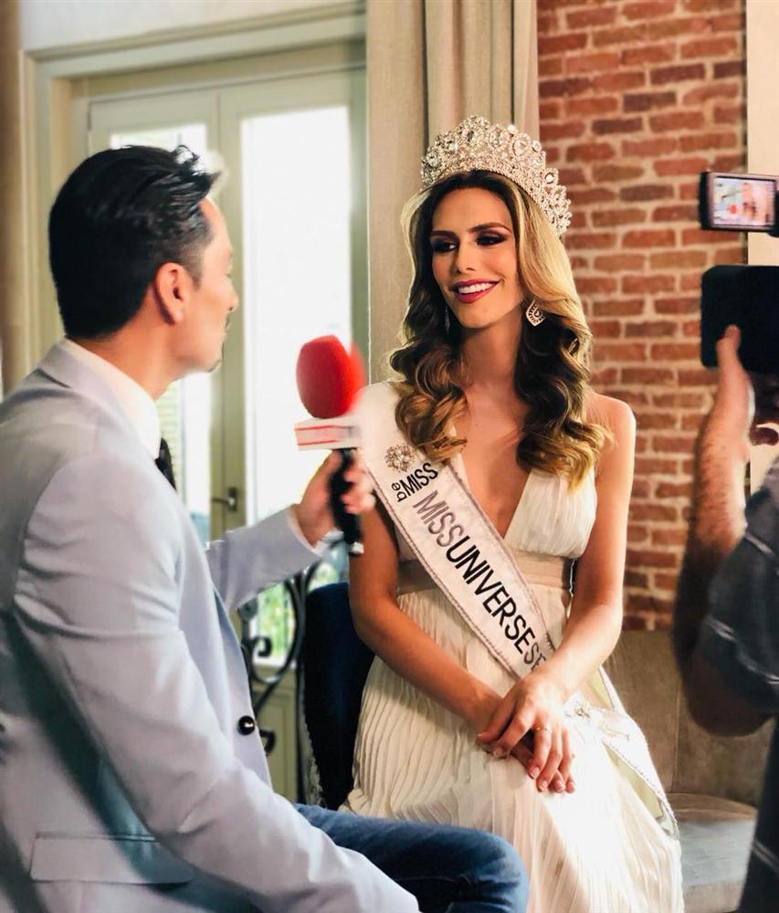Bị phán không có tư cách thi Miss Universe 2018, mỹ nhân chuyển giới Angela Ponce phản đòn cực sắc sảo-3