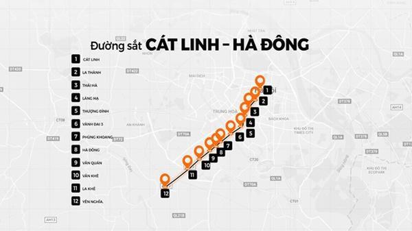 Tổng thầu đường sắt Cát Linh - Hà Đông tự ý cho người dân lên tàu-2