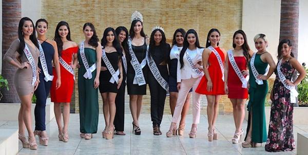 Thí sinh Hoa hậu Hoàn vũ Guam gây tranh cãi vì ngoại hình to béo-2