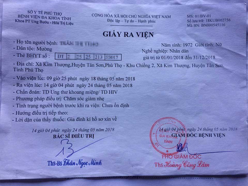 Phú Thọ: Cả xã xôn xao vì nhiều người bị nghi nhiễm HIV-3