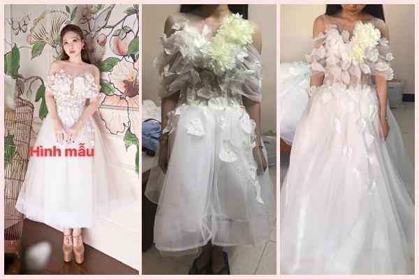 Đặt 2 bộ đầm sau khi xem livestream bán hàng online, thứ cô gái Đà Nẵng nhận về thật đáng sợ-8