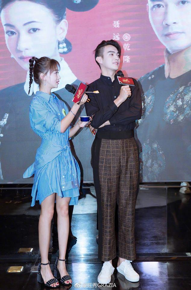 Fans Diên Hi Công Lược bấn loạn khi chứng kiến Phó Hằng kết hôn cùng Ngụy Anh Lạc-8