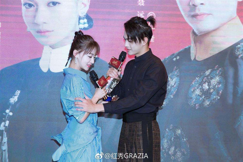 Fans Diên Hi Công Lược bấn loạn khi chứng kiến Phó Hằng kết hôn cùng Ngụy Anh Lạc-9