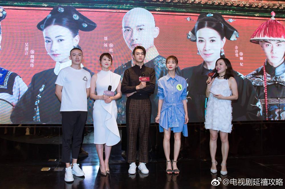 Fans Diên Hi Công Lược bấn loạn khi chứng kiến Phó Hằng kết hôn cùng Ngụy Anh Lạc-11