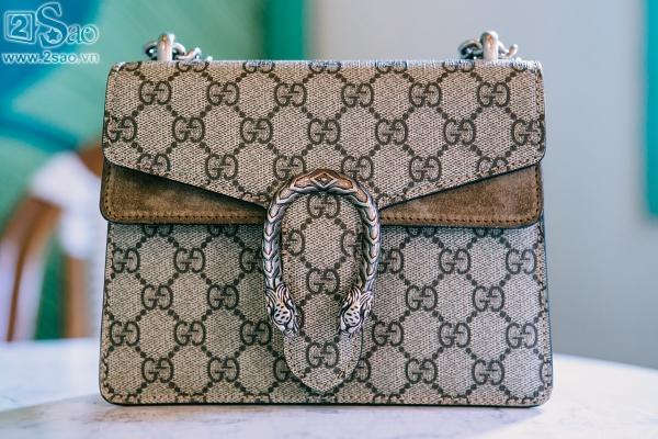 Hoàng Yến Chibi quá đơn giản khi mang theo có vài món đồ trong túi hàng hiệu-3