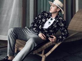 Hot boy Minh Châu bổ sung 'Gửi tình yêu nhỏ' vào bộ sưu tập cover khủng