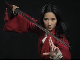 Hé lộ tạo hình của Lưu Diệc Phi trong 'Hoa Mộc Lan', kẻ khen nức nở, người chê bai không ngừng